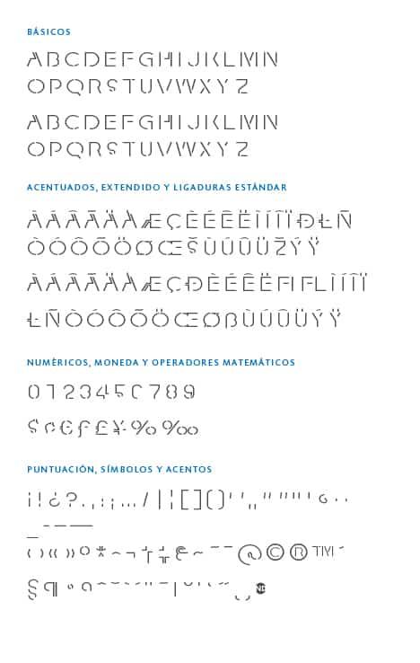 GlyphSet-Fracutra-ND-Duo-One