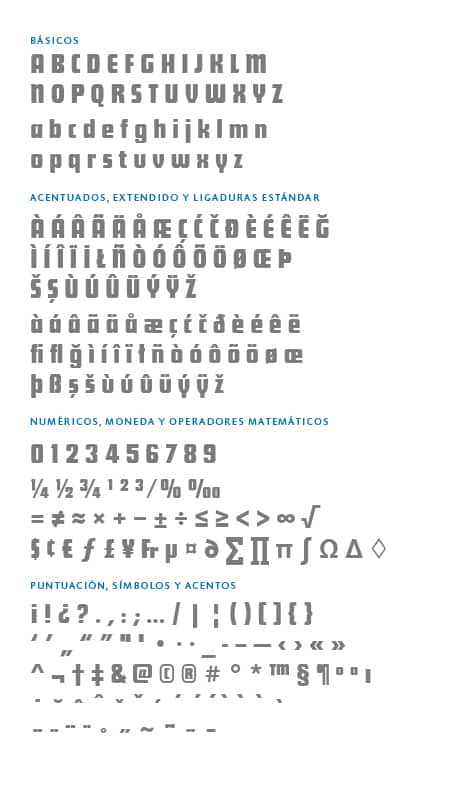 GlyphSet_FUTURA-ND_Display