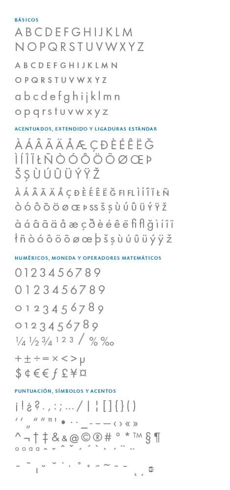 GlyphSet_Futura-ND_Book