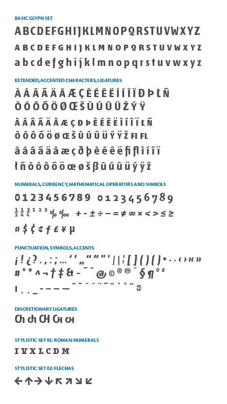 GlyphSet-Fontana-ND-cmp-Bold-fonteng
