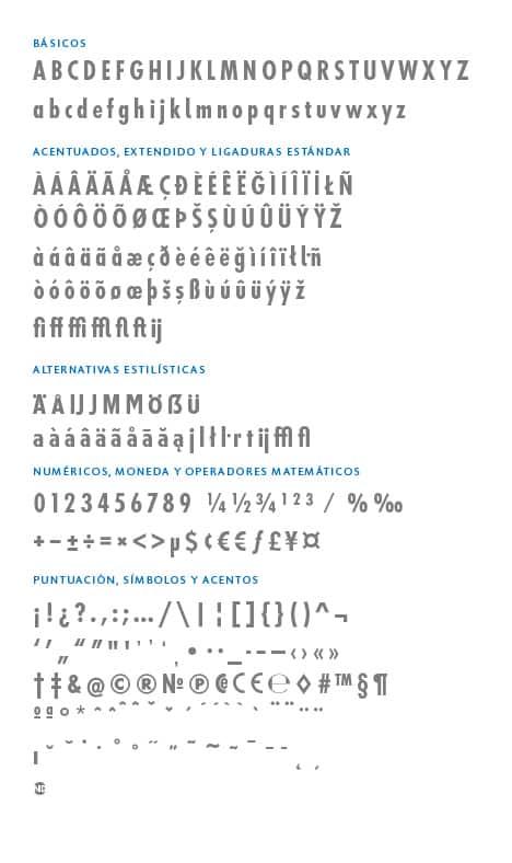 GlyphSet_Futura-ND-Alt_BoldCondensed