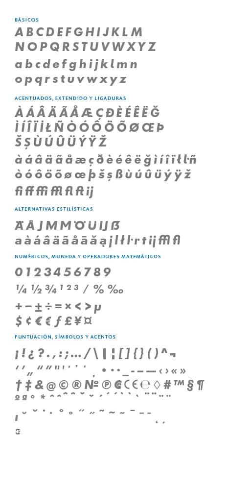 GlyphSet_Futura-ND-Alt_BoldItalic