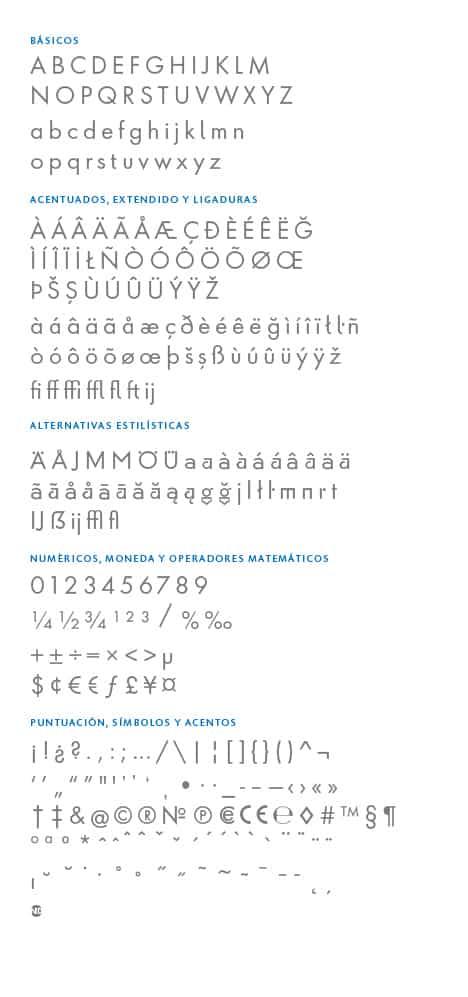 GlyphSet_Futura-ND-Alt_Book