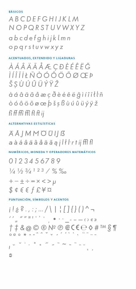 GlyphSet_Futura-ND-Alt_BookItalic