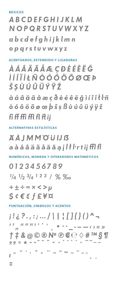 GlyphSet_Futura-ND-Alt_DemiItalic