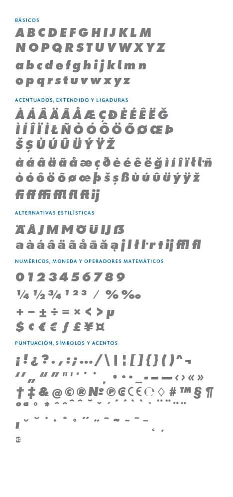 GlyphSet_Futura-ND-Alt_ExtraBoldItalic