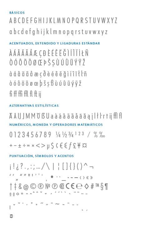GlyphSet_Futura-ND-Alt_LightCondensed