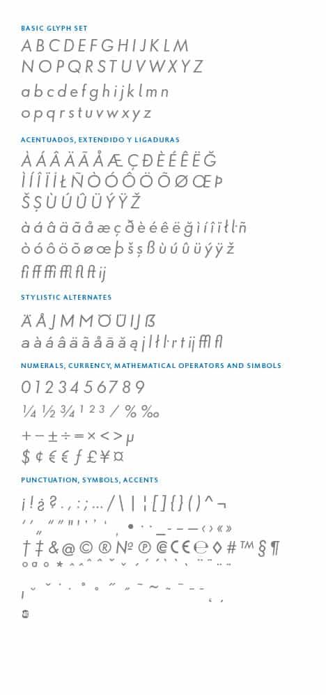 GlyphSet_en_Futura-ND-Alt_BookItalic