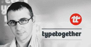 Jose Scaglione (TypeTogether y Presidente de la AtypI)