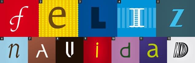 Muestra de nuestro catálogo Neufville Digital: [1] Fidelio ND – [2] Andralis ND – [3] Futura ND Extra Bold – [4] Azurée – [5] Paris ND Bold – [6] Elizabeth ND Italic – [7] Fractura ND – [8] Bravo ND – [9] Ilerda ND – [10] Galaxy ND – [11] Fontana ND – [12] Flash ND