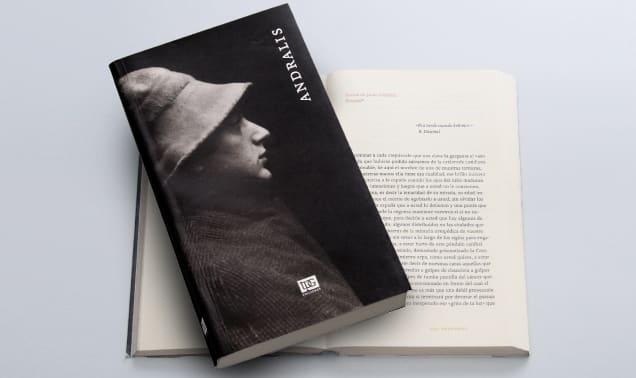 Libro editado en honor a Juan Andralis usando la Andralis ND.
