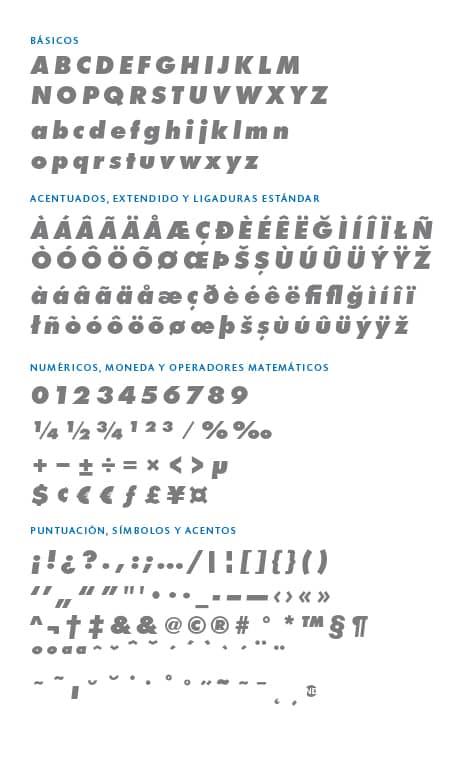 Futura ND - BauerTypes